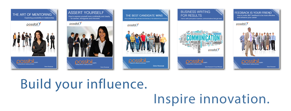 Building your Influence. Inspire Innovation.